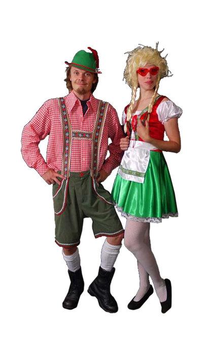 Tiroler kostuums huren - 444