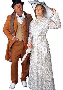Dickens kostuums