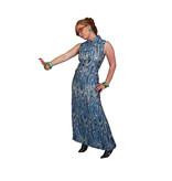 Sixties jurk huren - 345