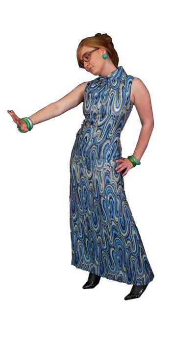 Sixties jurk huren
