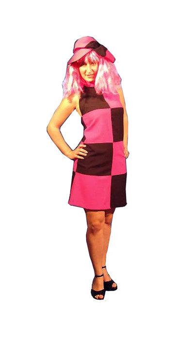 Sixties jurkje huren - 248