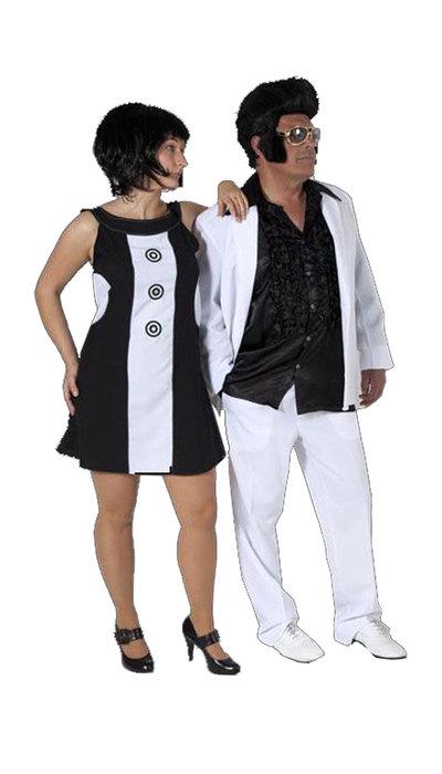 Jaren zestig kostuum huren - 429