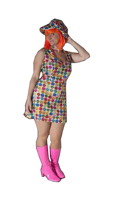 Seventies jurkje huren - 430