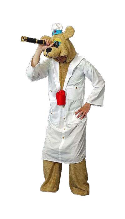 Berenboot kostuum huren