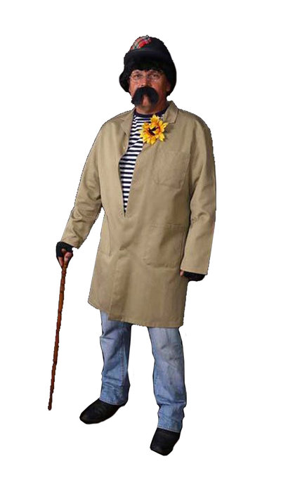 Dorus kostuum huren - 169