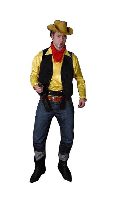 Lucky Luke kostuum huren