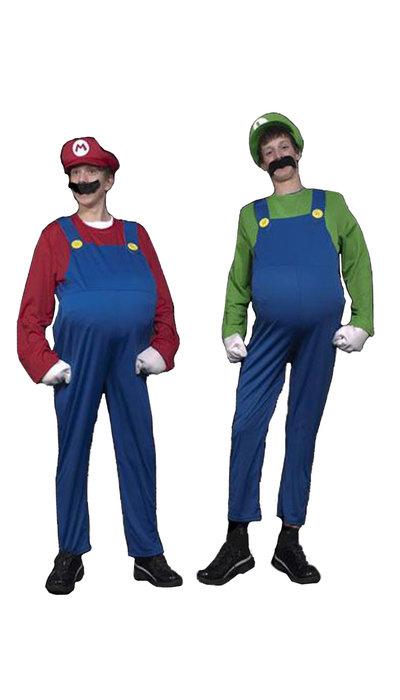 Mario & Luigi kostuum huren - 178