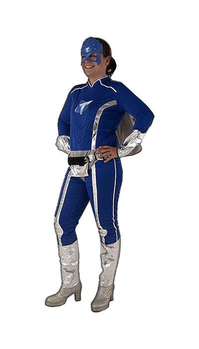Mega Toby kostuum huren - 180
