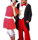 Mickey & Minnie Mouse kostuum huren