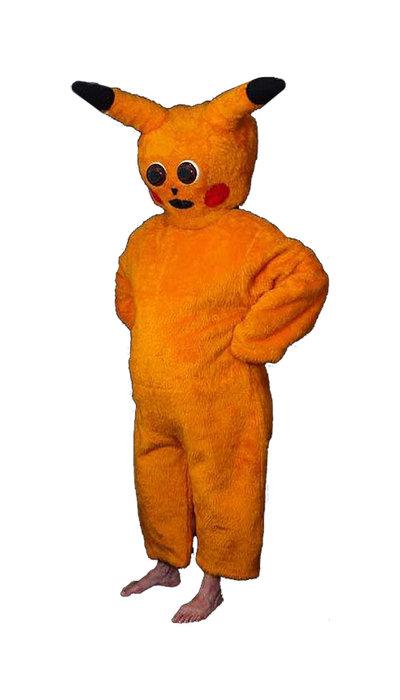 Pikachu kostuum huren