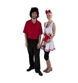 Suske & Wiske kostuum huren - 201