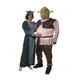 Shrek & Fiona kostuums huren