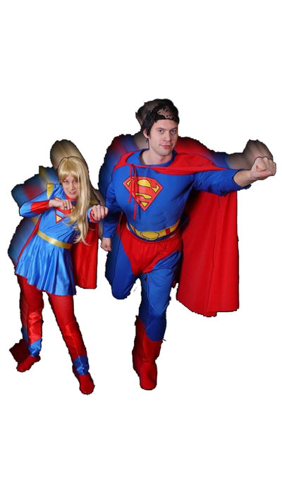 Superman & Superwoman
