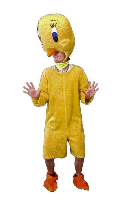 Tweety kostuum huren - 109