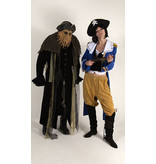 Davy Jones kostuum huren - 165