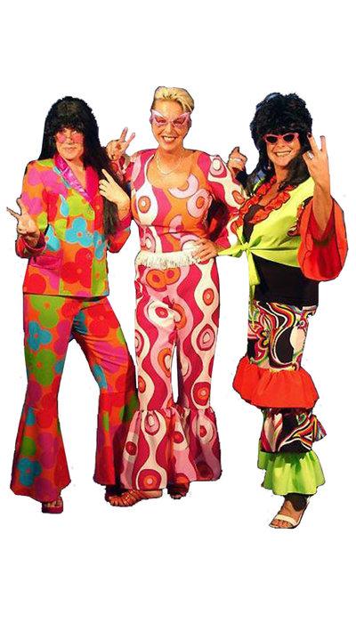 Seventies kostuums huren - 306