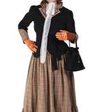 Victoriaanse vrouwen kleding huren
