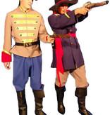 Amerikaanse burgeroorlog kostuums