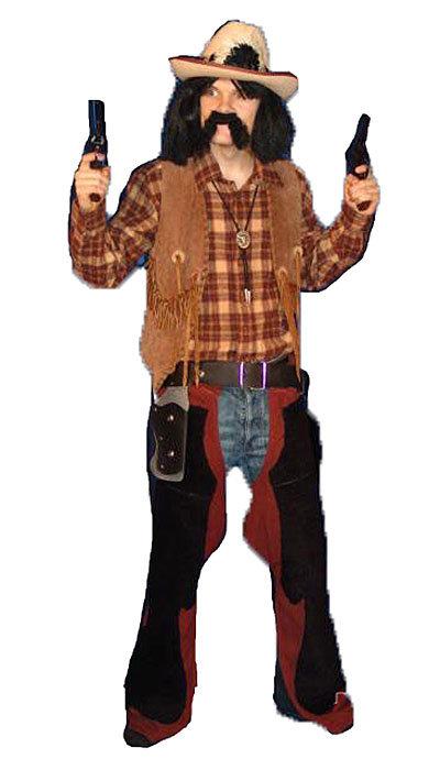 Cowboy outfit huren - 246