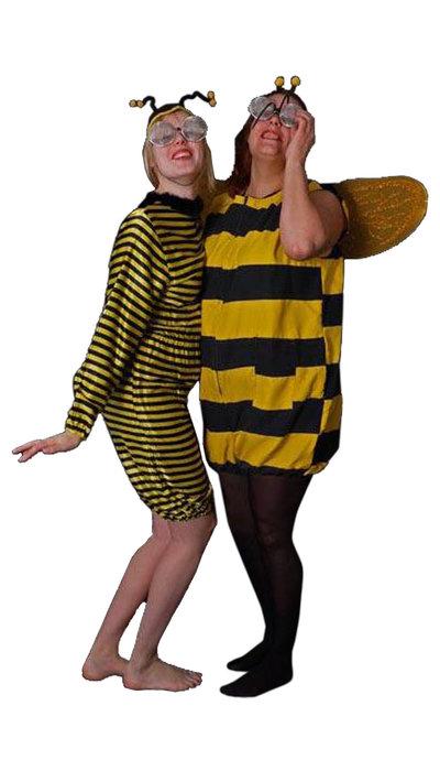 Bijen kostuum
