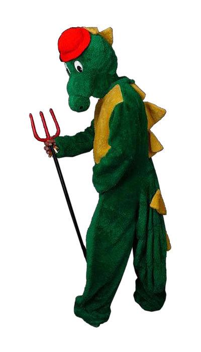 Draak kostuum huren - 120