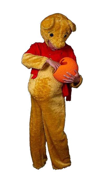 Winnie the Pooh Beer kostuum