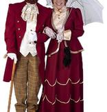 Dickens kerst kostuums huren