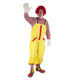Ronald de clown kostuum huren