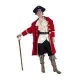 Kapitein Piraat kostuum huren