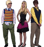 Beauty and the nerd outfit huren