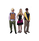 Beauty and the nerd outfit huren - 237