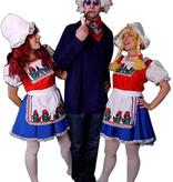 Boer & Melkmeisjes kostuum huren - 228