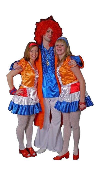 Hollandse kostuums - 338