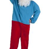 Grote Smurf kostuum huren