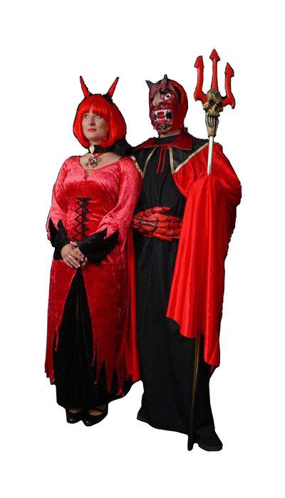 Duivel & Duivelin kostuum huren