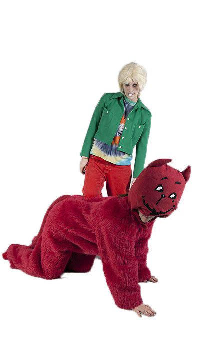 De Rode Kater outfit Incognito Leusden