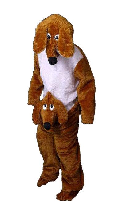 Kangoeroe kostuum huren