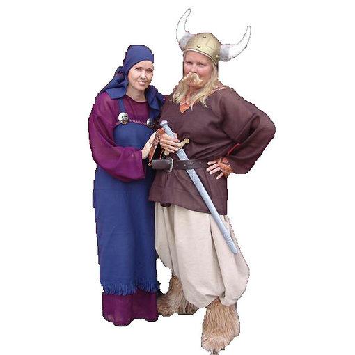 Viking kostuum huren