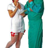 Verpleegster & Chirurg kostuum huren - 427