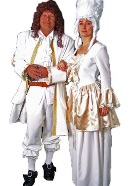 Historische kostuums huren