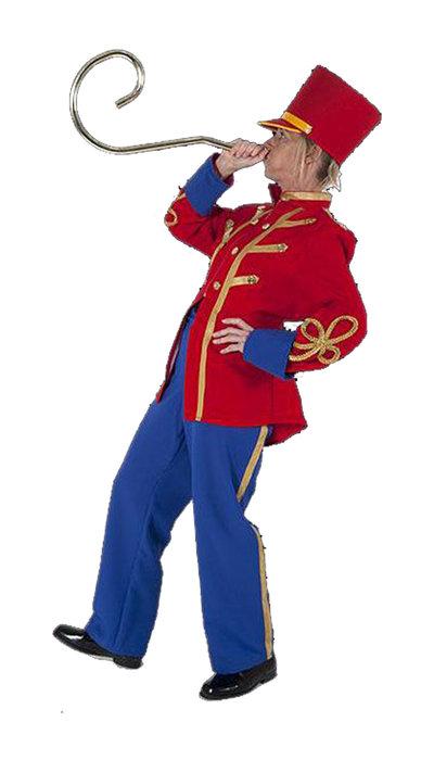 Fanfare kostuum - 254