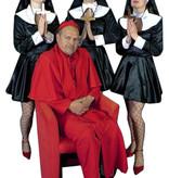 Kardinaal kostuum & pikante nonnen kostuums huren
