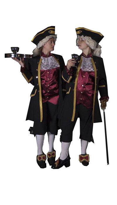 Lakeien kostuum huren - 362