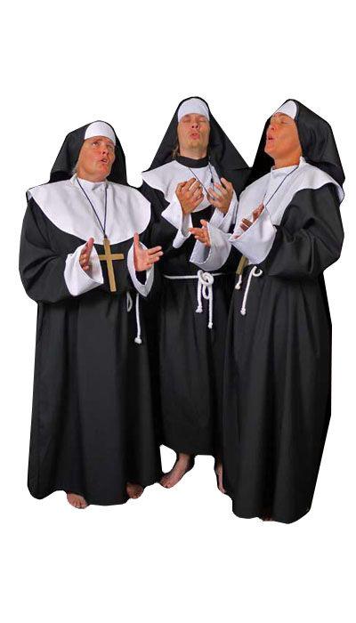Nonnen kostuum