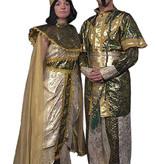 Oosterse prins en prinses kostuum huren
