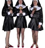 Pikant nonnen kostuum huren