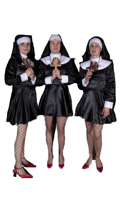Pikant nonnen kostuum huren - 426