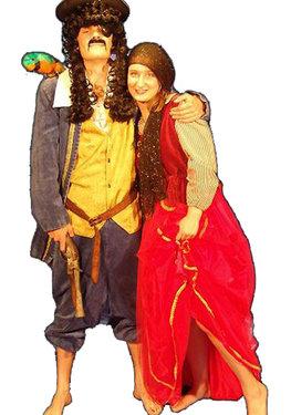 Piraten kostuums huren
