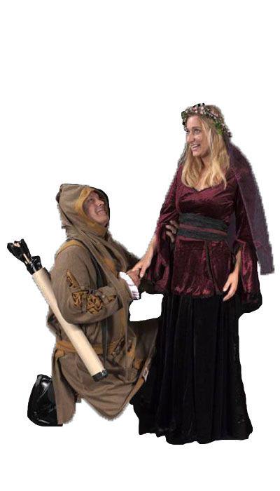 Robin Hood & Lady Marian - 373