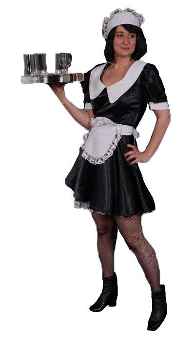 Serveerster jurkje huren - 424